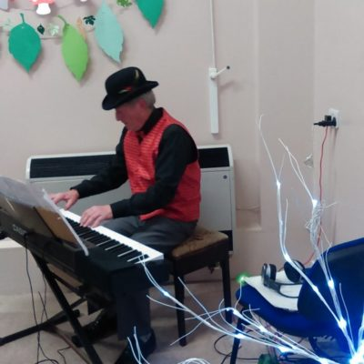 Chairman's Civic Reception 2019 Pianist