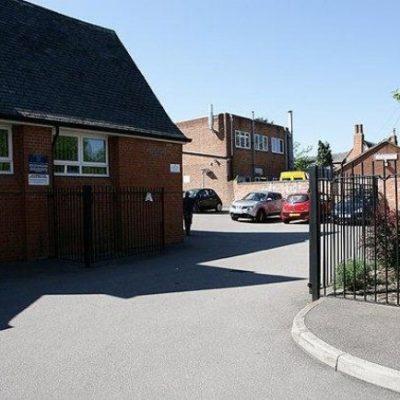 Community Centre Driveway