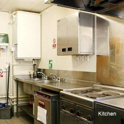 Community Centre Kitchen 3
