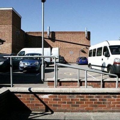 Community Centre Parking 2