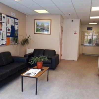 Community Centre Reception