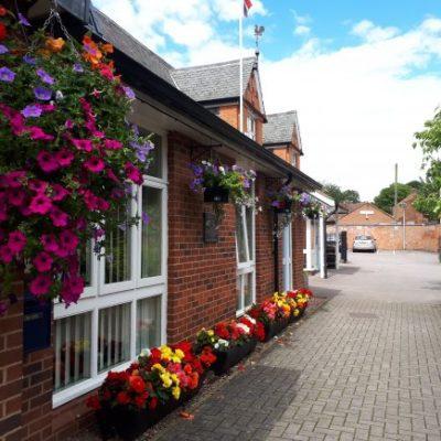 Community Centre Summertime