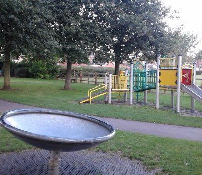 Deville Park Playground