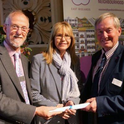 East Midlands In Bloom Silver Award 2019