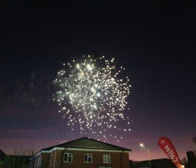 Fabulous Firework Display