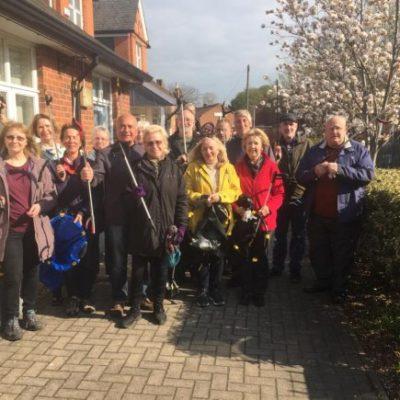 Great British Spring Clean 2019