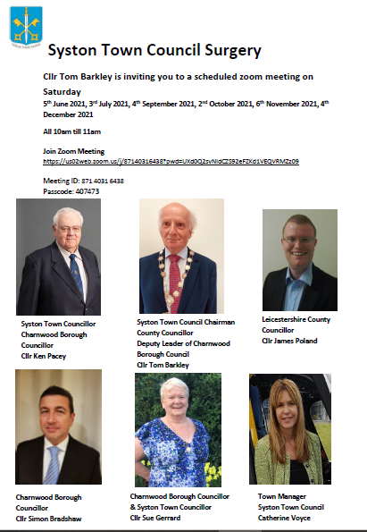 Councillors Surgery