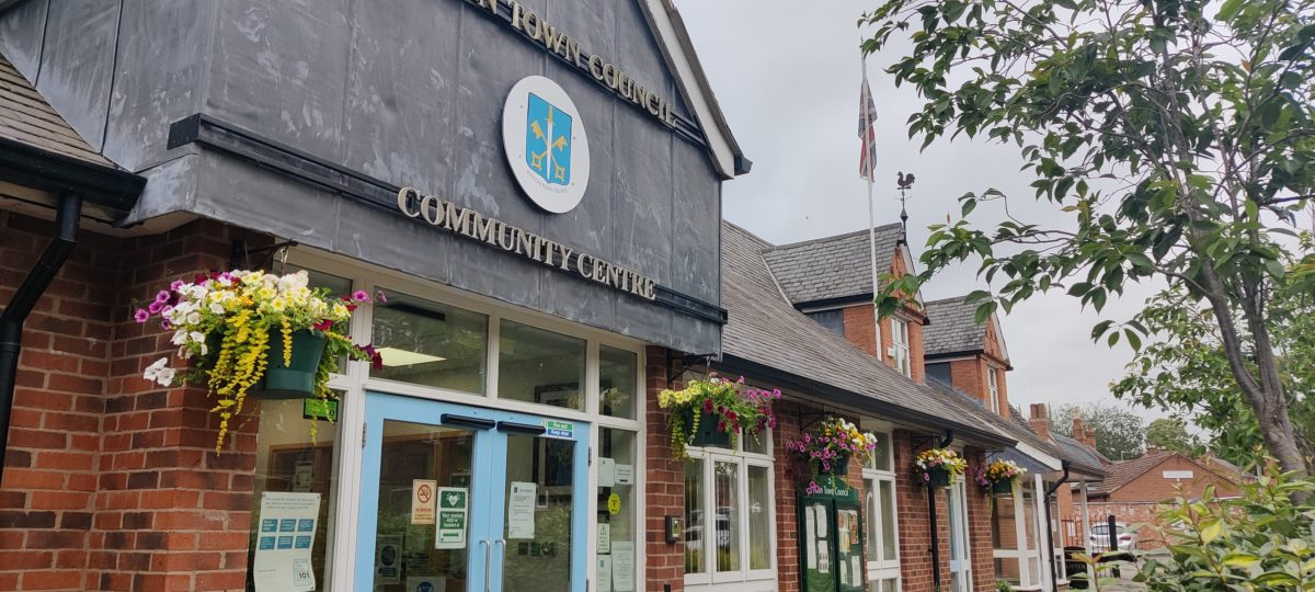 Syston Town Council Building